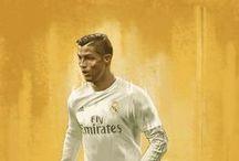Cristiano Ronaldo / My Favourite Athlete #CR7