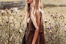 | BOHEMIAN | / Bohemian outfit style and fashion