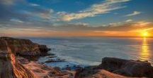 San Diego Sunsets / San Diego boasts of the most spectacular sunsets in the world!