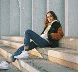 | SNEAKERS | / sneaker and trainer styles and outfits for womens streetstyle