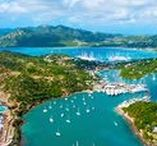 Visit Antigua and Barbuda / 365 Beautiful Beaches, wonderful weather, pleasant people - Antigua and Barbuda is your ideal vacation destination.