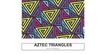 Oddballs x Aztec Triangles