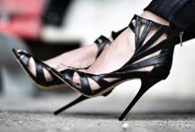 High Heels & High Standards / The higher the heel, the closer to God!  / by F.O.G. FAVOR OF GOD