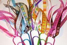 DIY,  cintas, ribbons