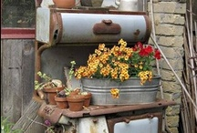 Just Old / Old Antiques / by Roxanne