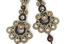 Jewellery Making - Soutache / by Irene