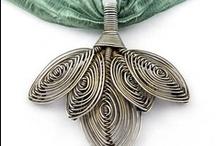 Jewellery Making - Wire work / by Irene