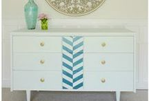 Furniture makeovers / Furniture and interior makeovers