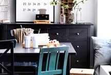 Home Office Inspiration / Beautiful, functional home office spaces