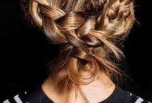 The hair / All about hair color, style, looks and do's!