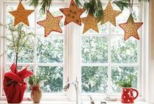 The Creative Country Christmas / Creative Christmas Ideas / by Roxanne