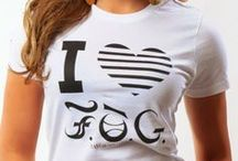 I LOVE Christian T-Shirt - White   / Show the world that you are a true F.O.G. fan and that you have God's Favor upon your life in this adorable Christian T-Shirt! Features include short sleeve crew neckline, striped heart graphic with stylish text at front. Signature logo design on right sleeve. #FOG Christian T-Shirts # Christian T-Shirts #Christian T-Shirts for Women #Stylish Christian T-Shirts #FOGcollection / by F.O.G. FAVOR OF GOD