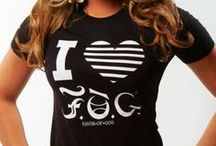 I LOVE Christian T-Shirt - Black  / Show the world that you are a true F.O.G. fan and that you have God's Favor upon your life in this adorable Christian T-Shirt! Features include short sleeve crew neckline, striped heart graphic with stylish text at front. Signature logo design on right sleeve. #FOG Christian T-Shirts # Christian T-Shirts #Christian T-Shirts for Women #Stylish Christian T-Shirts #FOGcollection / by F.O.G. FAVOR OF GOD