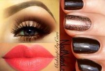 F.O.G. Eyeshadow Looks!  / Check out some of the hottest, gorgeous and beautiful looks created by top Makeup Artists using our NEW! F.O.G. Runways Eyeshadow Collection! Get yours today at www.FOGcollection.com so we can see your inspired look!   / by F.O.G. FAVOR OF GOD