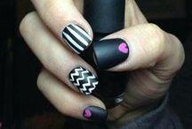 Pretty Nails  /  Nail polish and gelish decor
