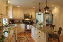 "Cool Kitchens / Here is a ""sampler"" of some great kitchens that just so happen to accompany our great listings!"