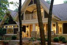 Dream house / fabulous house spaces