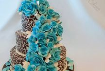 Cake Inspirations / Inspired by my friend who makes beautiful cakes!
