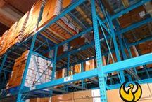 MCIFF Miami Storage Florida / MCIFF Miami Storage Florida - mciff.com - Our facility has 89 High-Dock Doors which makes us capable to handle 4.5 million boxes a year.  We have as well a 24/7 secured yard with +/- 800,000 sq. ft. with 600 parking spaces dedicated to storage our customers containers, vehicles for export, boats, industrial machinery among others. / by M.C. Int'l Freight Forwarders Inc. in Miami