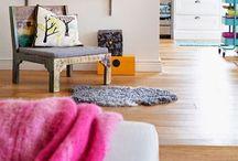 Renkler Bahar  / Bence ev esyaları soft renklerden oluşmalı ve rengarenk olmalı. Eve girdiğinizde içiniz açılmalı