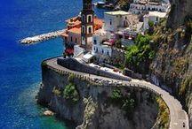 Passaggio in Italia / Italia e i suoi paesaggi