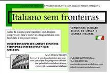 La nostra scuola di italiano / la nostra campagna promozionale