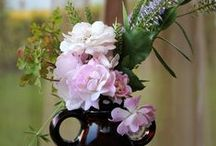 Arreglos florales by Laforesta / Variaciones con madera, figuras y todo lo que se nos ocurra