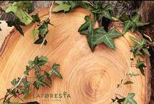 Madera de Laforesta / cosas bonitas hechas con madera en Laforesta