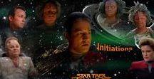 Initiations / STAR TREK VOYAGER - Initiations Desktop Wallpapers 1360 x 768
