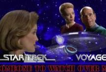 Someone To Watch Over Me / STAR TREK VOYAGER - Someone To Watch Over Me Desktop Wallpapers 1360 x 768