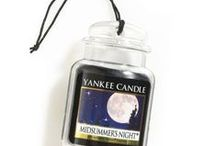 Car & Small Places / Car and Small Places by Yankee Candle