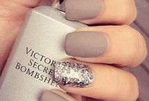 N A I L S / Plain simple nails to designs that will blow your mind away!