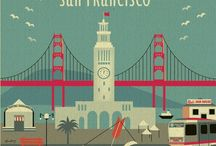 Travel poster / by Mimi Woon