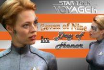 Day Of Honor / STAR TREK VOYAGER - Day Of Honor Desktop Wallpapers 1360 x 768