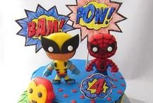 Kids parties: themes and ideas / Everything for your children parties!, from printables, cake ideas, themes, candy tables and more!