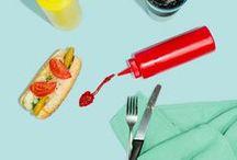 F O O D / Amazing food inspiration ideas