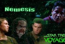 Nemesis / STAR TREK VOYAGER - Nemesis Desktop Wallpapers 1360 x 768