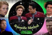 Scientific Method / STAR TREK VOYAGER - Scientific Method Desktop Wallpapers 1360 x 768