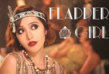 Halloween Costume Ideas / Greater than Gatsby 1920s themed costume party