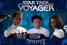 Drive / STAR TREK VOYAGER - Drive Desktop Wallpapers 1360 x 768