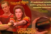 Time and Again / STAR TREK VOYAGER - Time and Again Desktop Wallpapers 1360 x 768