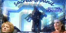 Sacred Ground / STAR TREK VOYAGER - Sacred Ground Desktop Wallpapers 1360 x 768