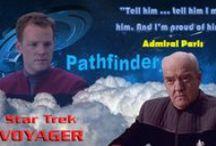 Pathfinder / STAR TREK VOYAGER - Pathfinder Desktop Wallpapers 1360 x 768