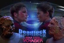 Deadlock / STAR TREK VOYAGER - Deadlock Desktop Wallpapers 1360 x 768