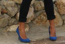 wardrobe accent: blue