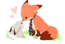 Dodomles fox bunny