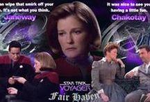 Fair Haven / STAR TREK VOYAGER - Fair Haven Desktop Wallpapers 1360 x 768