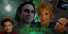Darkling / STAR TREK VOYAGER - Darkling Desktop Wallpapers 1360 x 768