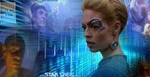 Infinite Regress / STAR TREK VOYAGER -  Infinite Regress Desktop Wallpapers 1360 x 768