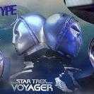 Prototype / STAR TREK VOYAGER - Prototype Desktop Wallpapers 1360 x 768